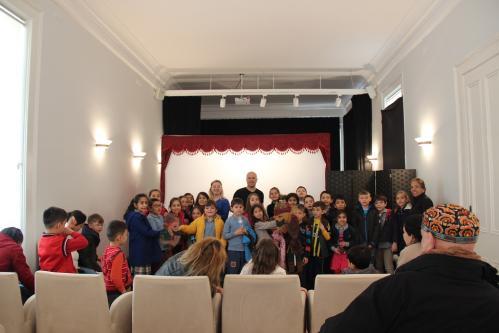 10. Uluslararası İzmir Kukla Festivali
