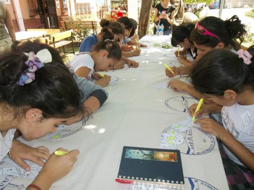 Büyükçekmece Çocuk El Sanatları Atölyesi