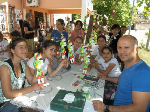 Kültür Merkezi Çocuk Çalışmalarımız