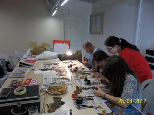 Kültür Merkezi Yetişkin Çalışmalarımız
