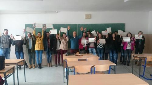 öğrenci Jablanica Atölye Karagöz Hacivat (1)