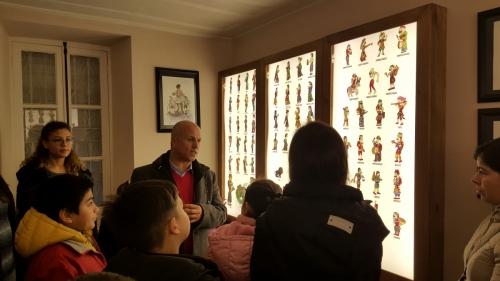 Söke'li Çocuklar 20 Kasım'ı Karagöz Müzesinde Kutladılar.
