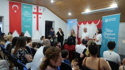 Gürcistan Tiflis Yunus Emre Enstitüsü ve 2. Ahıska Uluslararası El Sanatları Festivali ( 2019 )