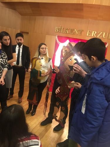 Özel İhsan Doğramacı Vakfı Bilkent Erzurum Laboratuvar Lisesi